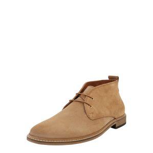 Shoe The Bear Šněrovací boty 'CALEB S'  velbloudí