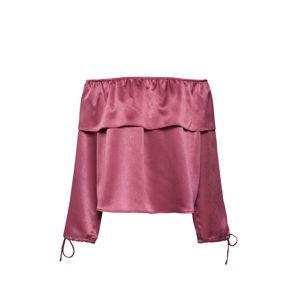 GLAMOROUS Tunika 'Blouse'  pink