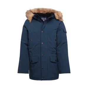 Carhartt WIP Zimní bunda 'Anchorage'  nebeská modř