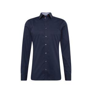 OLYMP Košile 'No. 6 Under B.- Down'  námořnická modř