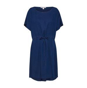 ESPRIT Šaty  tmavě modrá