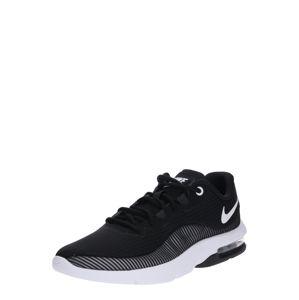 NIKE Běžecká obuv 'Air Max Advantage 2'  černá / bílá
