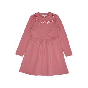 REVIEW FOR KIDS Šaty  starorůžová