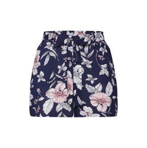 ONLY Kalhoty 'SALLY'  noční modrá / růžová