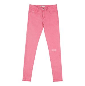 LEVI'S Džíny '710 Color'  růžová
