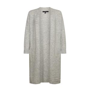 Vero Moda Curve Kardigan 'Tugaiva'  šedý melír