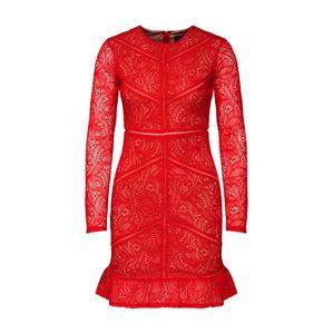Bardot Šaty 'SASHA'  červená