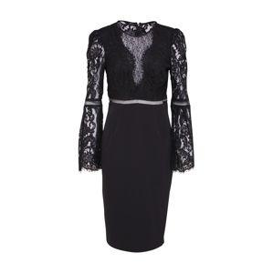 Bardot Šaty 'FAEDRA'  černá