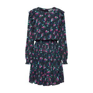 Essentiel Antwerp Šaty 'Vlannen loose fit dress'  modrá