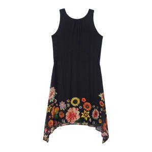 Desigual Letní šaty 'LUGANO'  černá / mix barev