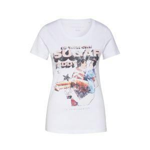 EINSTEIN & NEWTON Tričko 'Sugar Daddy T-Shirt'  mix barev / bílá / růžová