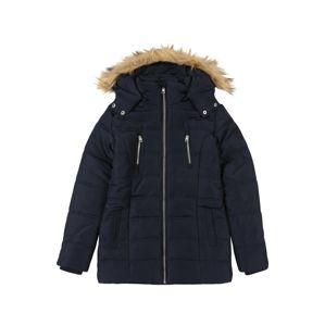 REVIEW FOR TEENS Zimní bunda 'TG-19-J801'  tmavě modrá / hnědá