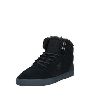 DC Shoes Kotníkové tenisky 'Crisis'  černá / tmavě šedá