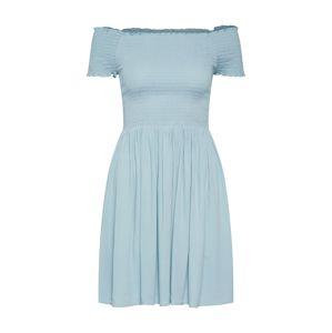 Review Letní šaty 'SMOCK CARMEN'  modrá