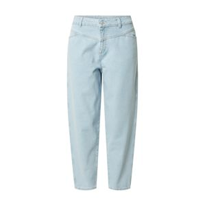 Noisy may Džíny 'NMJUNE NW RELAXED TAPERED ANKLE JEANS BG'  modrá