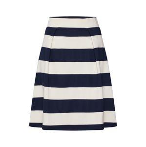 ABOUT YOU Sukně 'Franka'  námořnická modř / bílá