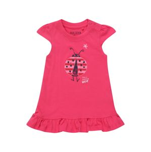 BLUE SEVEN Šaty  pink / černá