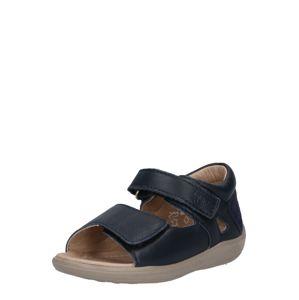 Pepino Sandály 'Taya'  noční modrá