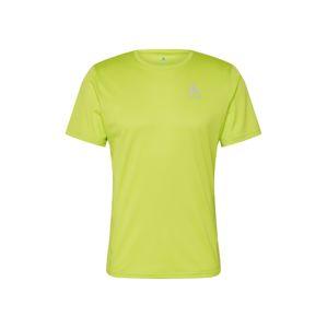 ODLO Funkční tričko 'ELEMENT Light'  svítivě zelená