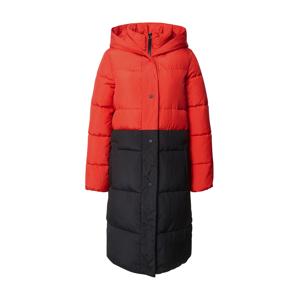 HUGO Přechodný kabát 'Fesalia-1'  červená / černá