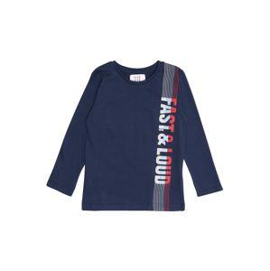 STACCATO Tričko  námořnická modř / červená / bílá
