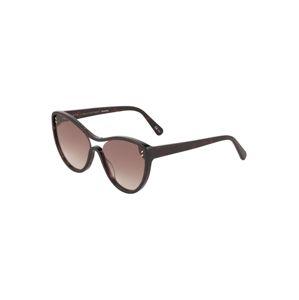 Stella McCartney Sluneční brýle 'SC0154S-002 60'  tmavě hnědá