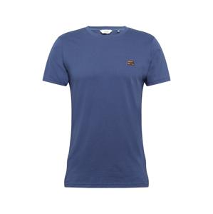 !Solid Tričko 'Mamo'  námořnická modř / žlutá / černá / červená