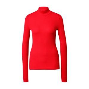 HUGO Tričko  červená