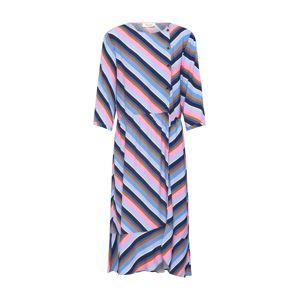 Modström Šaty 'Rylan'  modrá / růžová