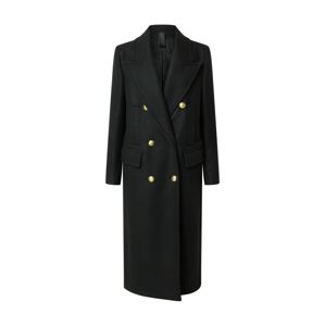 DRYKORN Přechodný kabát 'Worthing 2'  černá