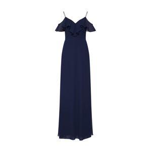 STAR NIGHT Společenské šaty  námořnická modř