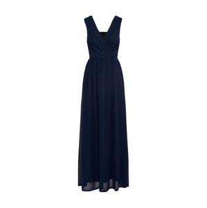 SISTERS POINT Společenské šaty 'GALLY'  námořnická modř