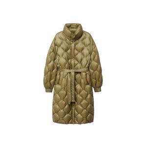 MANGO Zimní kabát 'Merengue'  khaki