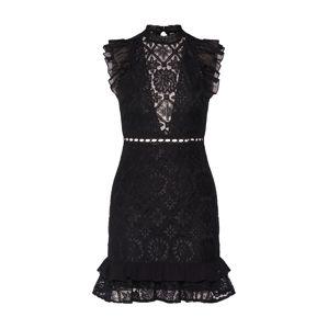 Love Triangle Koktejlové šaty 'Royal Gala Dress'  černá