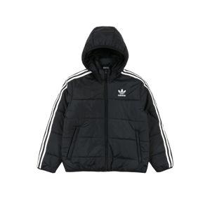 ADIDAS ORIGINALS Přechodná bunda  bílá / černá
