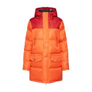 Femi Stories Přechodná bunda 'PANDI'  oranžová / oranžově červená