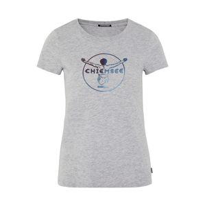 CHIEMSEE Funkční tričko  šedá