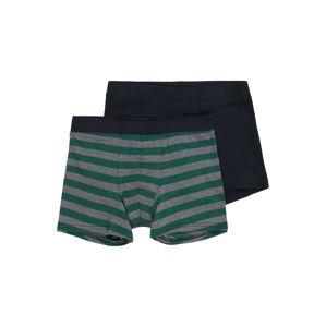 SCHIESSER Spodní prádlo  jedle / černá