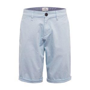 TOM TAILOR Chino kalhoty  světlemodrá