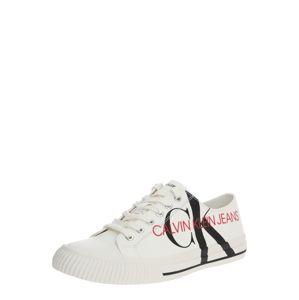 Calvin Klein Jeans Tenisky 'IVANO'  bílá