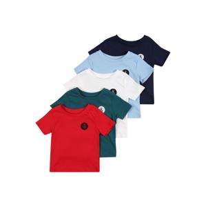 River Island Tričko  bílá / červená / noční modrá / tmavě zelená / světlemodrá / mix barev