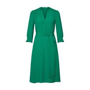 GARCIA Košilové šaty  zelená