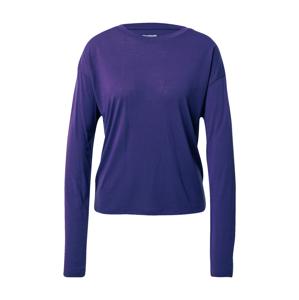 REEBOK Funkční tričko  tmavě fialová