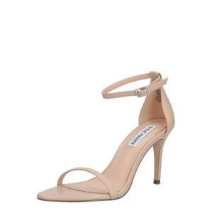 STEVE MADDEN Páskové sandály 'SCOPED'  krémová / béžová