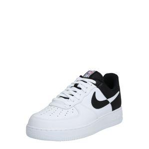 Nike Sportswear Tenisky 'AIR FORCE 1 '07 LV8 1'  černá / bílá