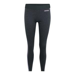ADIDAS PERFORMANCE Sportovní kalhoty 'W E 3S'  tmavě šedá