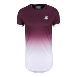 SikSilk Tričko  fialová