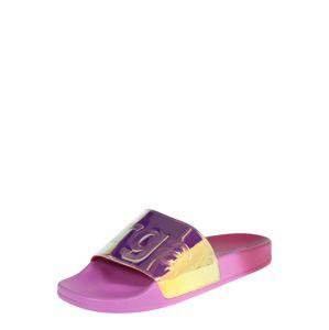 SUPERGA Pantofle '1908'  fialová / magenta