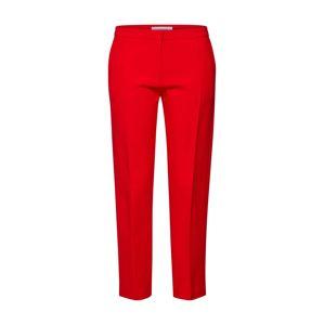 Samsoe & Samsoe Kalhoty se sklady v pase 'Nell pants 7968'  světle červená