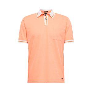 BOSS Tričko 'Pretend'  oranžová